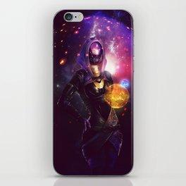 Tali'Zorah vas Normandy (Mass Effect) Art iPhone Skin