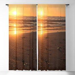 Treasure Island Sunset Blackout Curtain