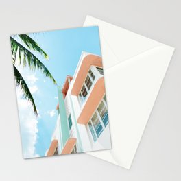 Miami Fresh Summer Day Stationery Cards