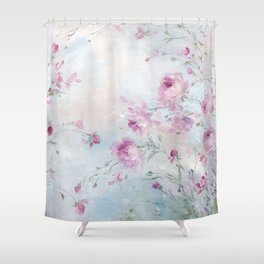 Rose Meadow Shower Curtain