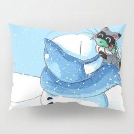 Snowmask Pillow Sham