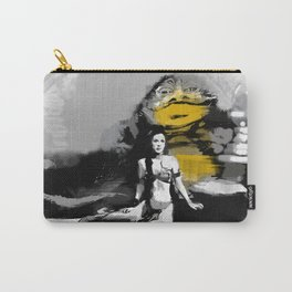 Leia and Jabba Carry-All Pouch