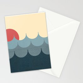 Sunset#3 Stationery Cards