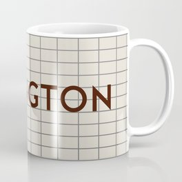 OSSINGTON   Subway Station Coffee Mug
