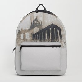 Edinburgh Sketchy Backpack
