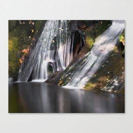 Widows Creek Falls 4 Canvas Print