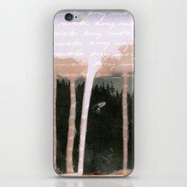 John Baldessari iPhone Skin
