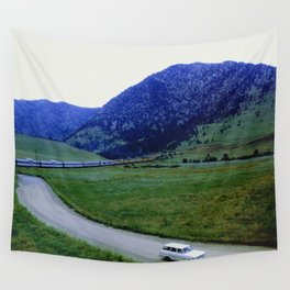 The Getaway Wall Tapestry