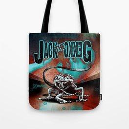 JACK THE GEKKO - 2 Tote Bag
