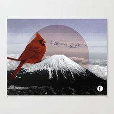 Mountain Song Canvas Print