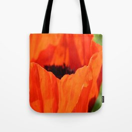 Up Close with the Poppy Tote Bag