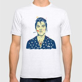 WTF? ELVIS MORNING PARTY T-shirt