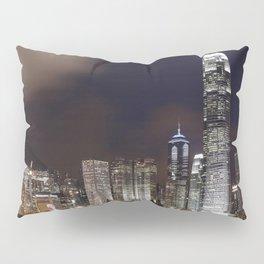 Hong Kong-Riverside View Pillow Sham