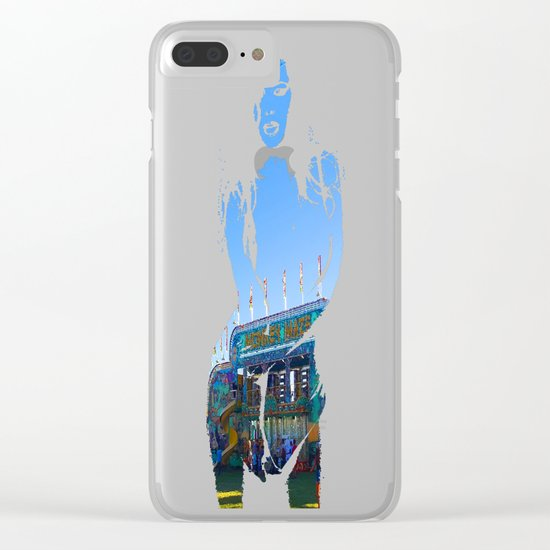 Act Of War Fair Clear iPhone Case