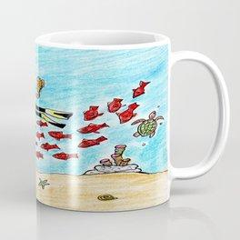 So Much To Sea Coffee Mug
