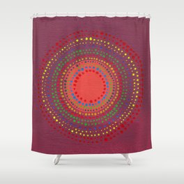 Dotto 3 Shower Curtain