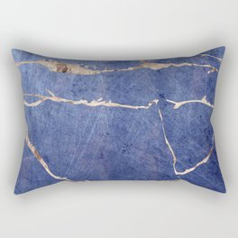 Scratched Suede Mouse Rectangular Pillow