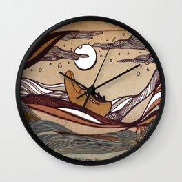 Winkin' Blinkin' & Nod Wall Clock