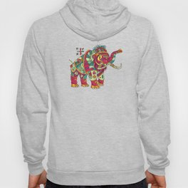 Mammoth, cool wall art for kids and adults alike Hoody