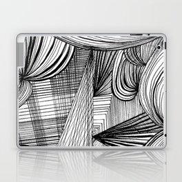 Overwhelmed Laptop & iPad Skin