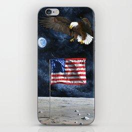 The Eagle Returns iPhone Skin