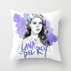 LDR 2014 Throw Pillow