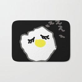 sleepy egg Bath Mat