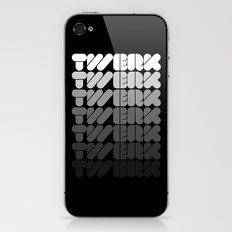Twerk Forever iPhone & iPod Skin