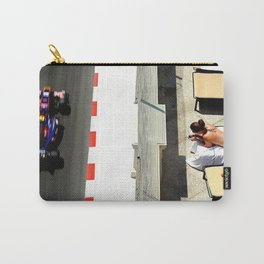 Topless Monaco Grand Prix Carry-All Pouch