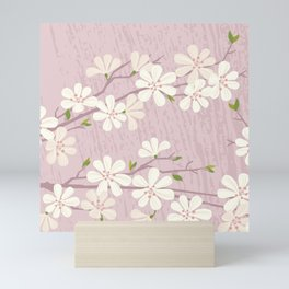 Pink Blossom Mini Art Print