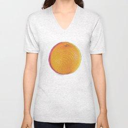 Nature's Thumbprint Unisex V-Neck