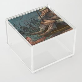 Fisherman Acrylic Box