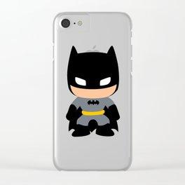 The DarkKnight Clear iPhone Case