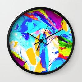 Art Attack 3 Wall Clock