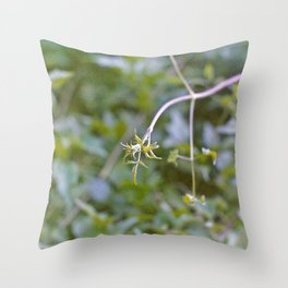 Growth and Transformation Throw Pillow