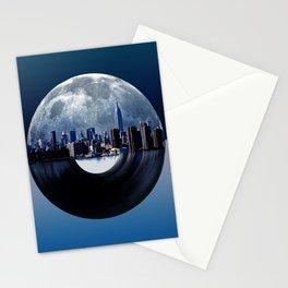 new york  city music 2 Stationery Cards