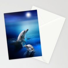 Dolphin Delight Stationery Cards