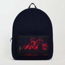 Scarlet Sails Backpack