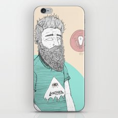 BEARDMAN iPhone Skin