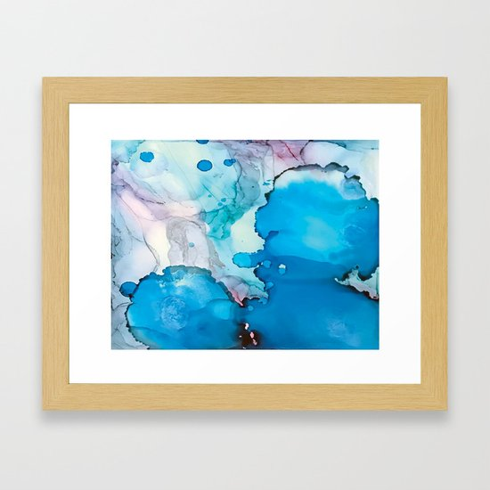 Drops of Blue by artbyalyssagb