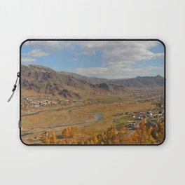 autumn Altai Mountains Laptop Sleeve