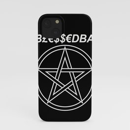 TRULY #BLESSEDBAE iPhone Case