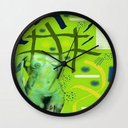 Homage to Balzac n.11 Wall Clock