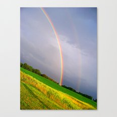 Some Where... Over The Rainbow Canvas Print