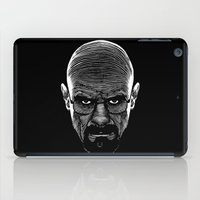 cook iPad Cases featuring The Cook by Azafran