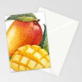 Vintage Mango Stationery Cards
