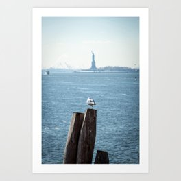 Wings of Liberty Art Print