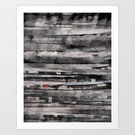 Untitled, Feb 2011 Art Print