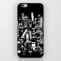 skate iPhone & iPod Skins featuring Skate! by Paul McCreery