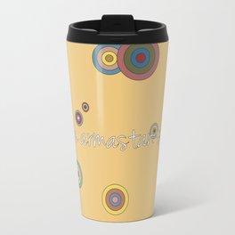 i love you in estonian Travel Mug